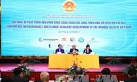 Développer durablement le delta du Mékong face aux défis du changement climatique