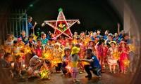 Fête de la mi-automne: Le président Tran Dai Quang s'adresse aux enfants