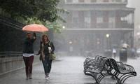 L'ouragan Nate frappe les Etats-Unis moins fort que prévu