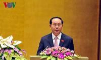 APEC 2017: Ouverture du sommet des dirigeants d'entreprises