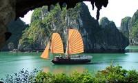 Plus de 6.200 touristes à Halong