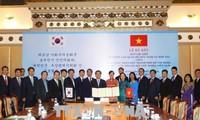 Ho Chi Minh-Ville et Busan intensifient leurs relations