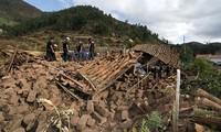 Pérou: un fort tremblement de terre fait 1 mort et 55 blessés
