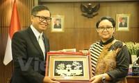 Le Vietnam et l'Indonésie contribuent au développement de l'ASEAN