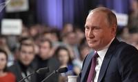 Poutine commente le «Rapport du Kremlin» des Etats-Unis