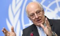 L'ONU apprécie le dialogue national syrien