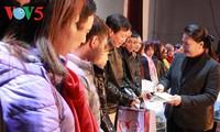 Nguyen Thi Kim Ngan présente ses vœux du Têt aux travailleurs de la province de Hai Duong
