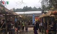 Thua Thien-Hue: ouverture de la fête du temple de Huyen Tran