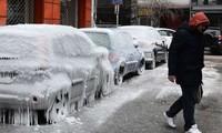 Vague de froid: déjà plus d'une vingtaine de morts en Europe