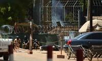 Burkina Faso: l'ambassade de France visée, 30 morts