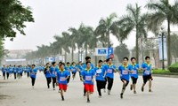 Journée de course olympique pour la santé populaire 2018