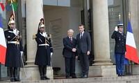 La presse française apprécie la visite du secrétaire général du Parti communiste vietnamien