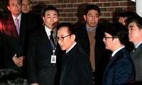 L'ancien président sud-coréen Lee Myung-bak inculpé pour corruption