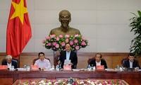Le comité national chargé des unités administratives et économiques spéciales se réunit