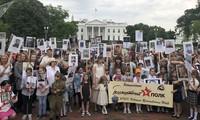 L'action Régiment immortel réunit des dizaines de milliers de personnes à travers le monde