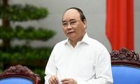 Plus de deux ans après l'incident environnemental au Centre: Nguyên Xuân Phuc sur place