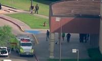Aux Etats-Unis, une fusillade fait au moins dix morts dans un lycée