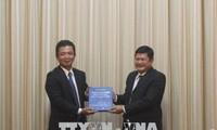 Hô Chi Minh-ville souhaite que le Japon l'aide à développer les industries auxiliaires