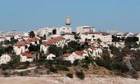 Israël prévoit la construction de 2.500 logements en Cisjordanie en 2018