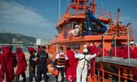 Espagne: 408 migrants secourus en Méditerranée durant le week-end