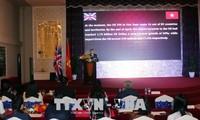 Les 45 ans de relations diplomatiques Vietnam-Grande Bretagne à l'honneur