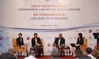 Ouverture du troisième dialogue sur la mer