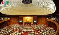 De nombreux projets de loi adoptés