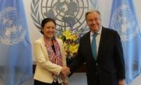 L'ONU salue le rôle actif du Vietnam au sein des forums multilatéraux