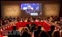 Le G20 s'engage en faveur d'une transition vers des énergies plus propres