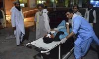 Afghanistan: 25 morts dans un attentat pendant le cessez-le-feu