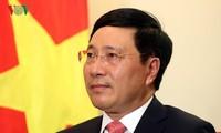 Le vice-Premier ministre Pham Binh Minh attendu en Bulgarie