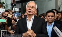 Malaisie: l'ancien premier ministre Najib Razak inculpé de corruption
