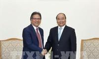Le PDG de PEMANDU reçu par Nguyên Xuân Phuc