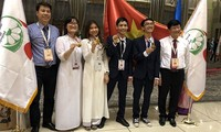 Olympiades internationales de biologie 2018 : le Vietnam remporte 3 médailles d'or