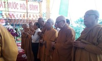 L'Église bouddhique du Vietnam prie pour les morts pour la Patrie
