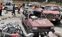 Pakistan: attentat suicide le jour des élections générales