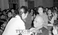 Des célébrations du 130e anniversaire de l'ancien Président Tôn Duc Thang