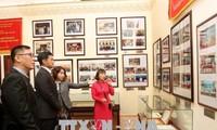 Trân Thanh Mân reçoit un responsable singapourien