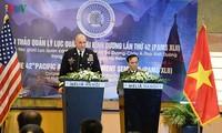PAMS-42 s'est ouvert à Hanoï