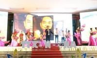 Le général Vo Nguyên Giap dans le coeur des jeunes de Quang Bình
