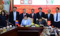 Signature d'une convention de coopération entre VOV et MNB