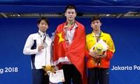 ASIAD 18 : Le Vietnam à la 16e place