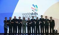 Ouverture du 12e concours de savoir-faire de l'ASEAN