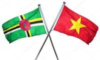 Nguyên Phú Trong reçoit un dirigeant de la République dominicaine