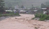 Lào Cai répare les dégâts causés par les pluies diluviennes