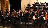 Trân Dai Quang au concert en l'honneur des 45 ans des relations diplomatique Vietnam-Japon