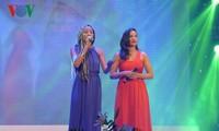 Concert en l'honneur des 58 ans des relations diplomatiques Vietnam-Cuba