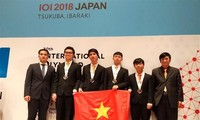 30e Olympiades internationales d'informatique: une médaille d'or pour le Vietnam