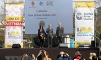 Journée du Vietnam en Argentine