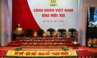 Ouverture du 12è congrès de la CGTV